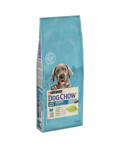 PURINA DOG CHOW Large Breed Puppy. 14 kg. Croquettes Chiot Grande Race