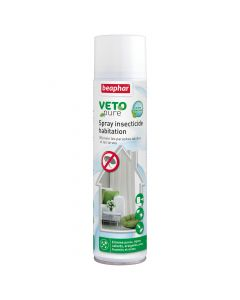 Spray insecticide habitation 400 ml VETOpure BEAPHAR