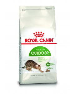 ROYAL CANIN Outdoor. Croquettes pour chats actifs adultes