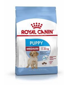 ROYAL CANIN Puppy Medium. Croquette chiots de 2 à 12 mois Moyenne race