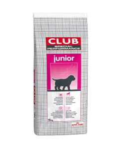ROYAL CANIN Club Special Performance Junior. 15 kg Croquette chiot
