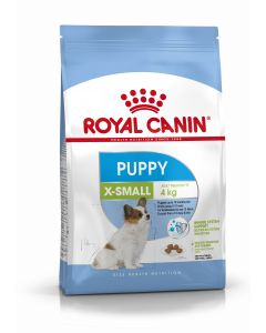 ROYAL CANIN  Puppy X-Small.  Croquettes chiot très petite race -10 mois