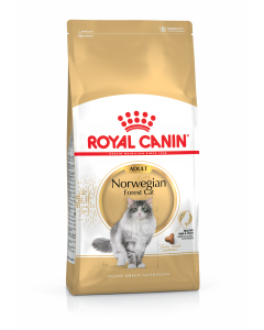 ROYAL CANIN CANIN Norwegian Forest Cat. Croquettes pour chat adulte