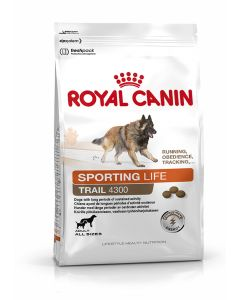 ROYAL CANIN Life Trail 4300. 15 kg. Croquettes chien sportif