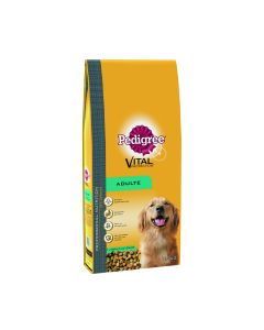PEDIGREE Professional Nutrition Adulte. Croquettes Chien adulte Agneau