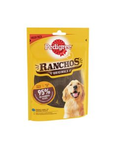 PEDIGREE Ranchos Originals Poulet Friandise chien Riche en viande