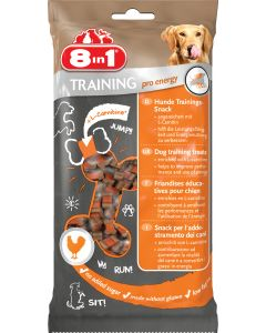 Friandise Training Pro Energy Chien. 100g. Spécial Performances. 8in1