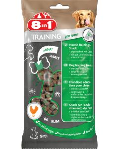 Friandise Training Pro Learn Chien. 100 g. Spécial Apprentissage. 8in1