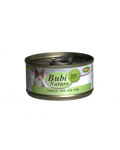 BUBIMEX. Bubi Nature au Thon. 70 g. Terrine pour Chat adulte
