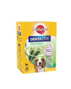 PEDIGREE DentaStix Daily Fresh. Bâtonnet à mâcher Chien Race moyenne