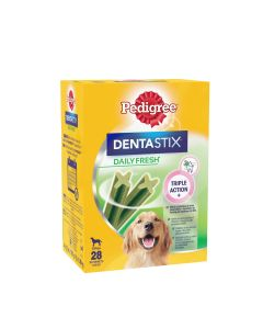 PEDIGREE DentaStix Daily Fresh. Bâtonnet à mâcher Chien Grande race