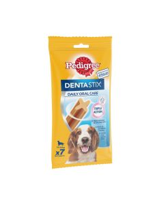 PEDIGREE DentaStix Daily Oral Care Medium. Bâtonnet dentaire Chien