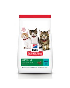 HILL'S SCIENCE PLAN Kitten Tuna 1,5 kg Croquettes Chaton au thon