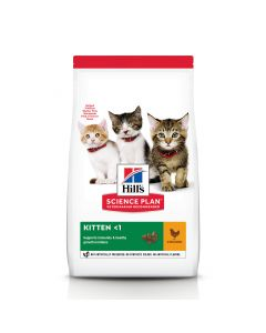 HILL'S SCIENCE PLAN Kitten Chicken Croquettes pour Chaton au poulet