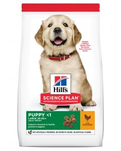 HILL'S SCIENCE PLAN Puppy Large Breed. 12 kg. Croquettes grand chiot