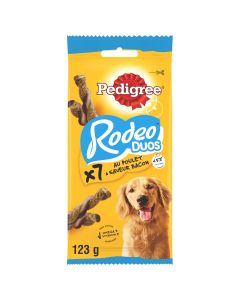 PEDIGREE Pedigree Rodeo 7 friandises poulet et bacon Chien