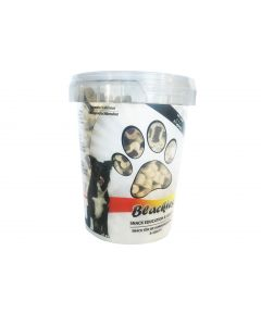 BUBIMEX Bubi Snack Blackies 300 g Friandise semi humide pour chien