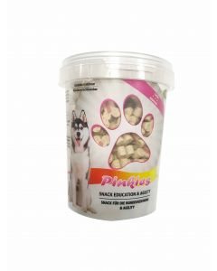 BUBIMEX Bubi Snack Pinkies 300 g Friandise moelleuse pour chien