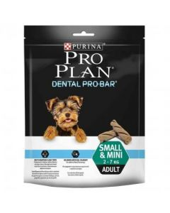 PURINA PRO PLAN Dental Pro Bar. 150 g. Friandise Dentaire Mini chien