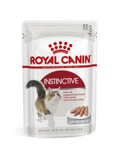 ROYAL CANIN Instinctive Mousse. Pâtée en mousse pour chat adulte