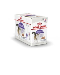 ROYAL CANIN  Sterilised Adult.  Sachet fraicheur chat stérilisé +1 an