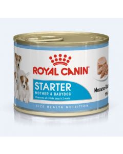 ROYAL CANIN  Stater Mousse Mother & Babydog.  Terrine pour chiot