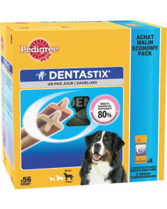 PEDIGREE DentaStix Daily Oral Care Maxi. Friandise Grand Chien