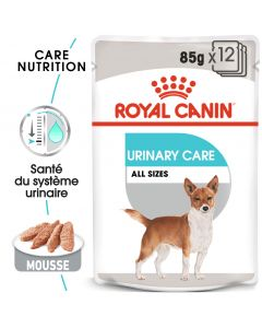 ROYAL CANIN Urinary Care. Mousse pour chien