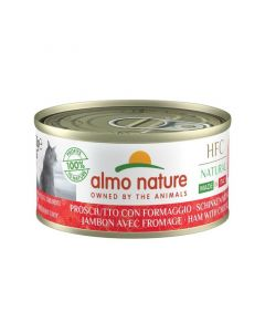 ALMO NATURE Hfc Natural Made In Italy Grain Free Jambon Parmesan Chat