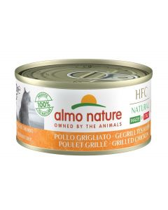 ALMO NATURE Hfc Natural Made In Italy Grain Free Poulet Grillé Chat