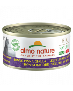 ALMO NATURE Hfc Natural Made In Italy Grain Free Thon Chat