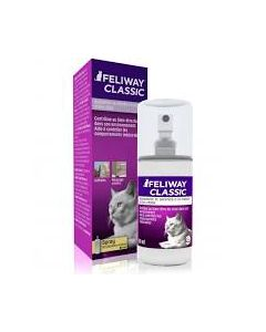 Spray d'apaisement pour chat 60 ml FELIWAY CLASSIC