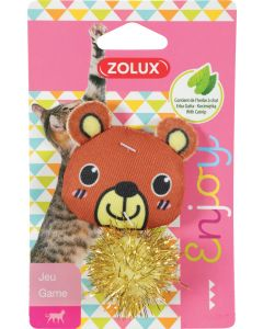 Jouet Lovely ourson pour chat ZOLUX