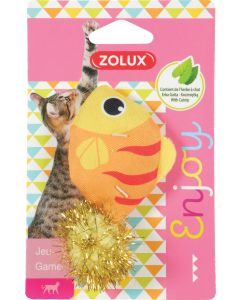 Jouet Lovely poisson pour chat ZOLUX