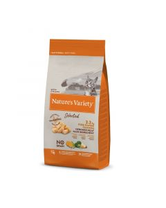 Nature's variety  Selected poulet Croquettes chaton  Premium