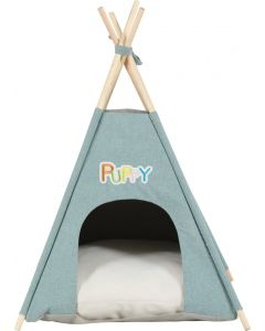 Tippy Puppy Tente tipi pour chiot  ZOLUX