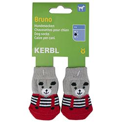 Chaussettes antidérapantes pour chien